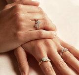 Verlovingsringen juwelier Vanhoutteghem