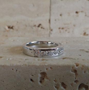 Ring Goud Roca Atelier A6275- Maat 53