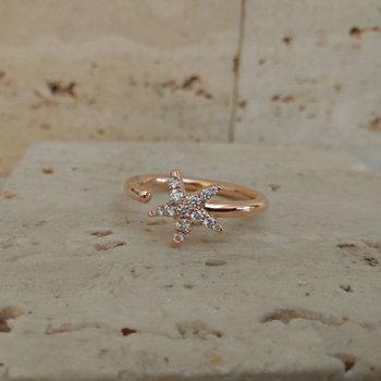 Ring Goud Roca Atelier A6884B - Maat 54