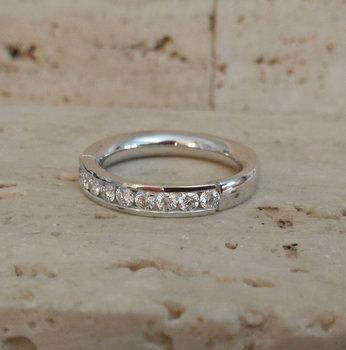 Ring Goud Roca Atelier A5361- Maat 56