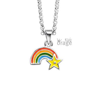 Kinderketting Regenboog Orage Kids K1895