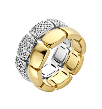 Ring Roos 18kt rood goud 18kt/br. 060R45RW18
