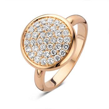 Ring Roos 18kt rood goud 18kt/br. 111BR66R18