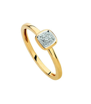 Ring Naiomy gold G2A05/Z