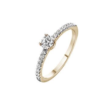 ring Naiomy gold G3O13/Z