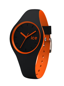 Ice Duo black Orange small 001528