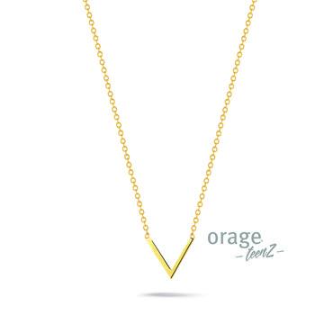 Ketting driehoek Orage T022