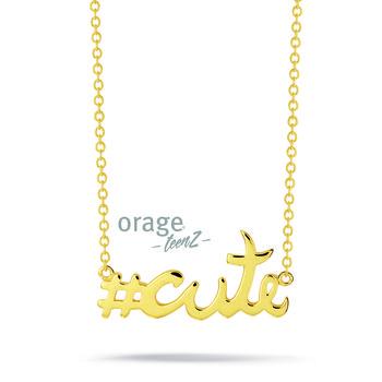 Ketting cute Orage T062