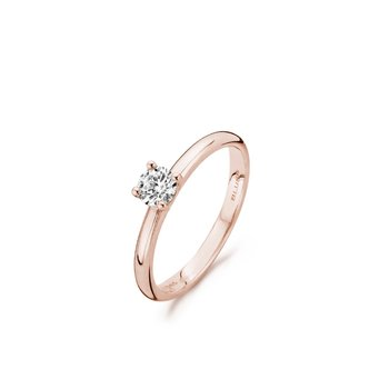 Blush ring 1133RZI . Maat 54