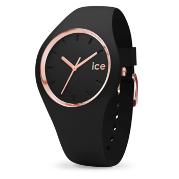 Ice glam Black Rose Gold 000979