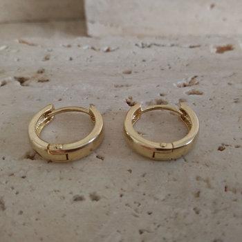 Gouden Oorbellen 6042