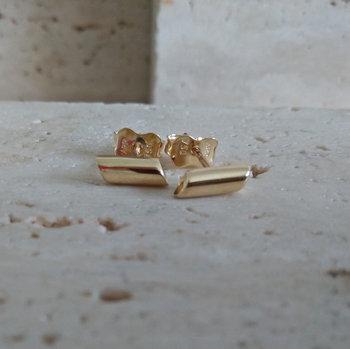 Gouden Oorbellen 6045