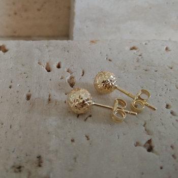 Gouden Oorbellen 6041