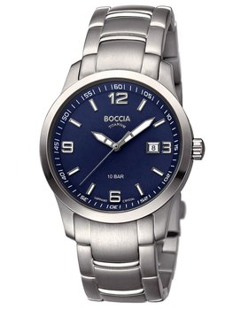 Boccia horloge 3626-05