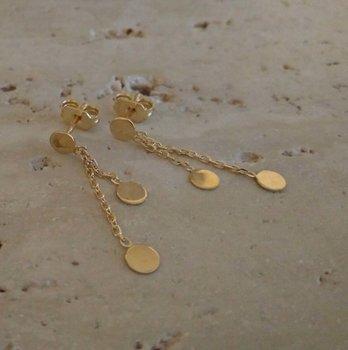 Gouden Oorbellen 59687